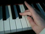 Playing Piano: Plagal and Pefect Cadence pt. 2