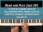 Hear and Play Jazz 201: Clip #8