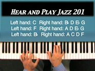 Hear and Play Jazz 201: Clip #6