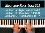 Hear and Play Jazz 201: Clip #5