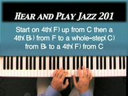 Hear and Play Jazz 201: Clip #2