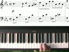 How to Play When the Love Falls on the Piano